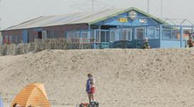 Weeralarm zet strandtenthouders op verkeerde been