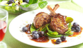 Restaurants: drie procent minder omzet