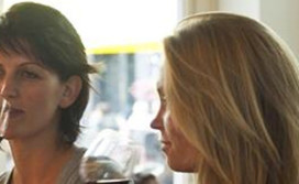 Beste caféwijn voor vrouwen: niet té veel smaak