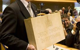 MKB noemt begroting verstandig