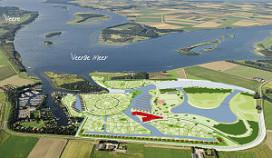 Landal bouwt nieuw waterpark in Zeeland