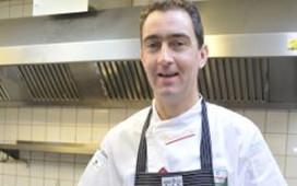 Wim Klerks wil naar WK chef-koks