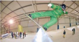 Grootste skihal van Europa voor Van der Valk