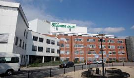 Roomservice in ziekenhuis Gelderse Vallei in Ede
