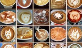 Spektakel op Latte Art Finale