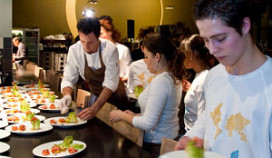 Grand Catering en Colour Kitchen starten partycatering