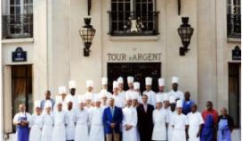 La Tour d'Argent verkoopt 18.000 flessen wijn