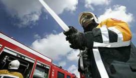 Grote brand in Chinees restaurant Willemstad