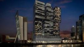 Veel horeca in 'grootste gebouw van Nederland