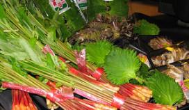 Rungis trots op verse Japanse groenten