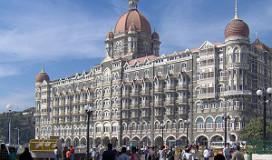 Restaurants in Taj Mahal-hotel weer open