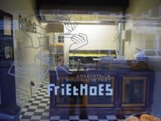 Biologisch friteshuis opent eerste vestiging