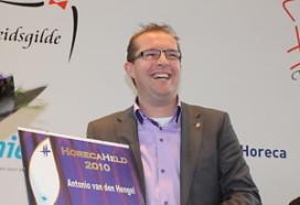 Antonio van den Hengel Horecaheld 2010
