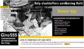 Maison van den Boer en Ajax steunen actie voor Haïti
