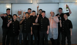 HACCP-certificaat voor Van der Linde Catering + Evenementen