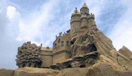 NH Atlantic krijgt professionele zandbak