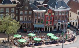 Vijfsterrenhotel op Grote Markt Groningen