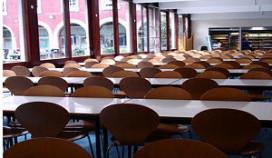 Omzet in bedrijfsrestaurants sinds jaren minder