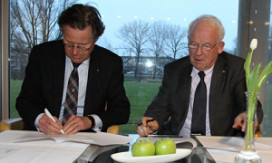 Benoit Wesly en Golden Tulip bouwen wellnesscentrum