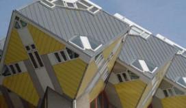 Stayokay verhuurt Rotterdamse kubuswoning