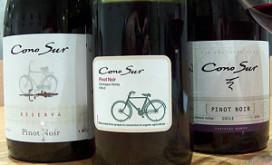 Verkoop Chileense wijn schiet omhoog