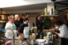 Italiaanse chef te gast bij Vanilla Venture
