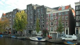 Hyatt Hotel aan Amsterdamse Prinsengracht