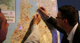 Seats2meet.com ook in Lelystad