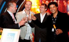 Rotterdamse prijs voor Chiel Jongejan