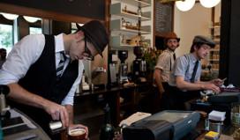 Stumptown coffee opent tijdelijk in Amsterdam