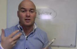 Oud-horecabaas geeft les in Sociale Media