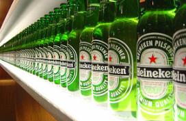 Omzet Heineken 3,5 procent omlaag