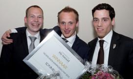 Martijn Verkerk beste sommelier van Nederland