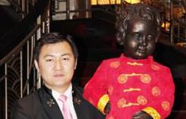Nederlandse hotelier haalt Manneke Pis naar China