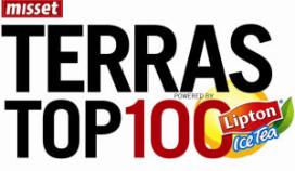 Terras Top 100 2010 op volle toeren
