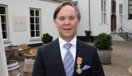 De Jager krijgt Koninklijke onderscheiding