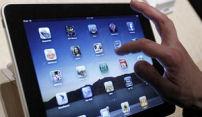 iPad vervangt papieren menukaart