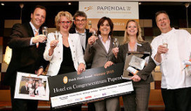 Award 'extra drive' voor hotel Papendal