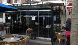 Brand in Haarlems eetcafé De Linde