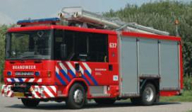 Brand treft bowlingcentrum Rijswijk
