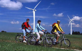 Oplaadpunten elektrische fietsen in horeca