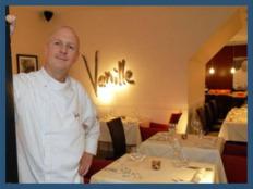 Restaurant Vanille lanceert wijnkaart op iPad