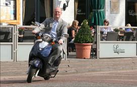 '2010 is het Texelse jaar van de scooter