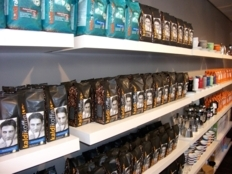Koffieketen Kaldi blijft groeien