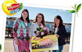 De Oase wint Lipton Ice Tea Summer Chase '10