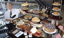 Gasten betalen meer voor eten op wagentje