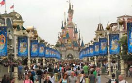 Euro Disney denkt aan derde themapark