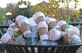 Composteerbare koffiebekers winnen koks!trofee