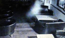 Spook maakt schoon in Engelse pub