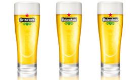 Heineken lanceert nieuw bierglas Ellipse
